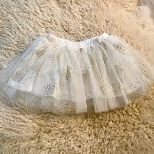 First Impressions tulle skirt